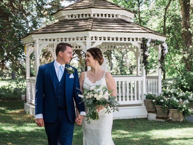 Tim and Kaylee's wedding in Lethbridge, Alberta 4
