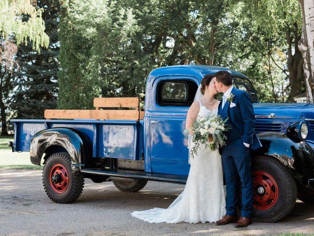 The wedding of Kaylee and Tim