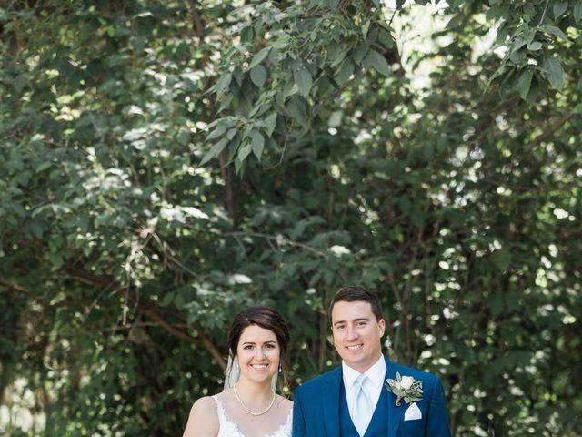 Tim and Kaylee's wedding in Lethbridge, Alberta 5