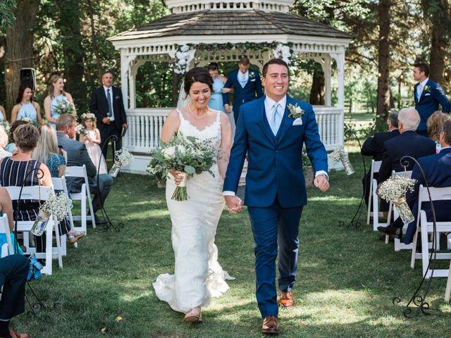 Tim and Kaylee's wedding in Lethbridge, Alberta 1