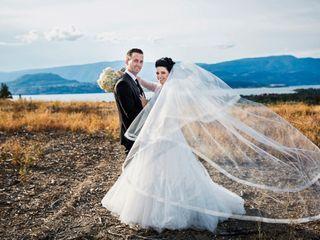The wedding of Bobbee and Ryan