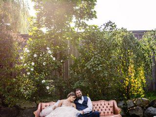 The wedding of Amanda and Tyler