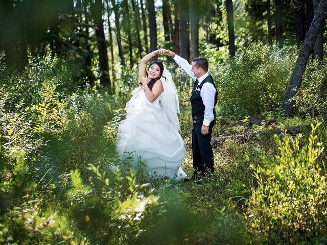 The wedding of Natasha and Dillon
