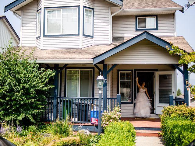 Tyler and Amanda's wedding in Chilliwack, British Columbia 22