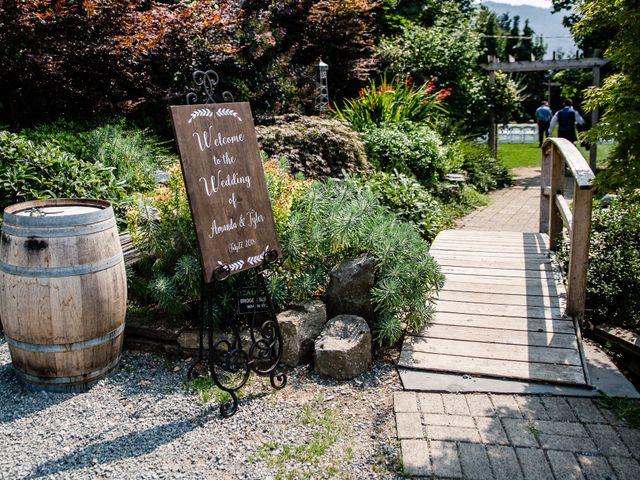 Tyler and Amanda's wedding in Chilliwack, British Columbia 23