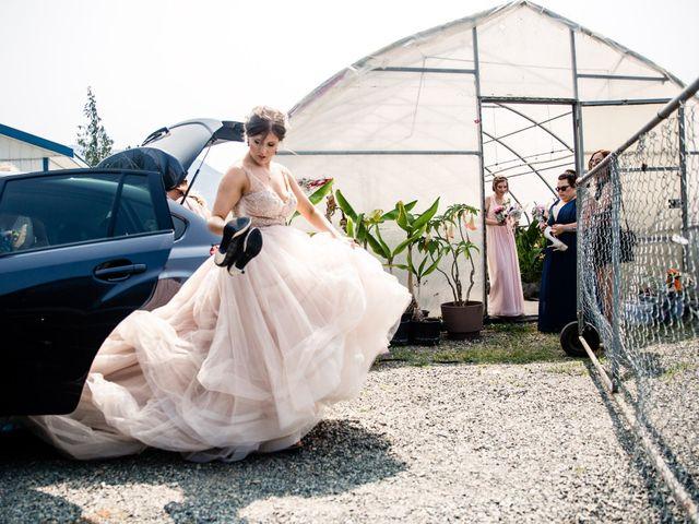 Tyler and Amanda's wedding in Chilliwack, British Columbia 28