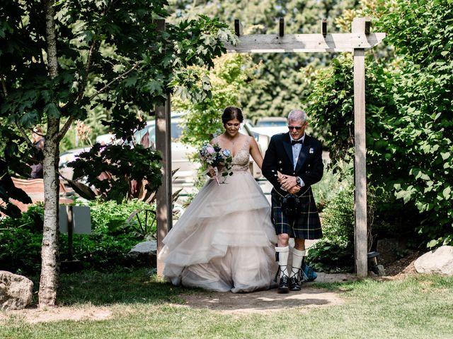 Tyler and Amanda's wedding in Chilliwack, British Columbia 32
