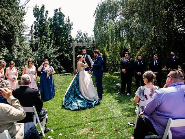 Tyler and Amanda's wedding in Chilliwack, British Columbia 33