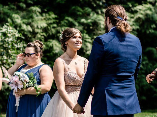 Tyler and Amanda's wedding in Chilliwack, British Columbia 34