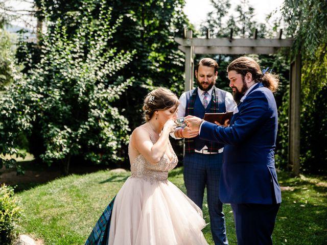 Tyler and Amanda's wedding in Chilliwack, British Columbia 38