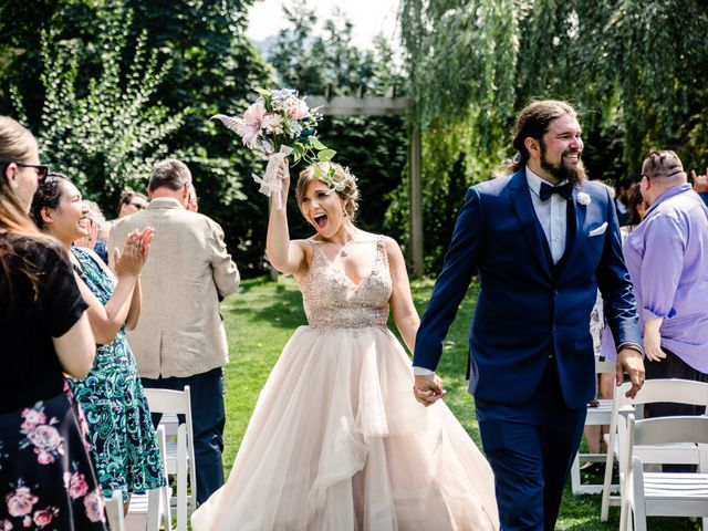 Tyler and Amanda's wedding in Chilliwack, British Columbia 39