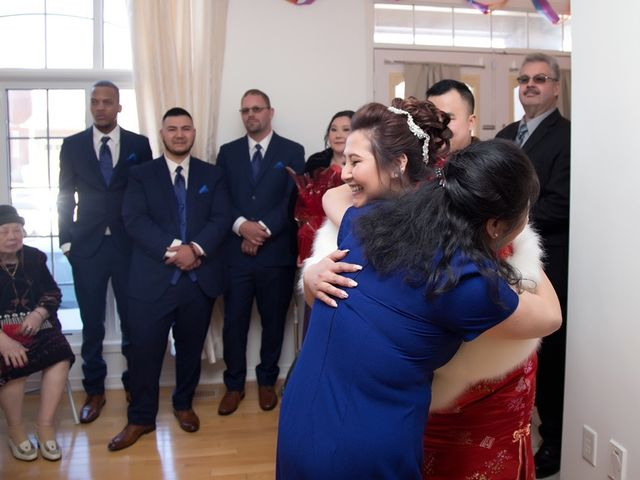 Vincent and Dhalia's wedding in Mississauga, Ontario 10