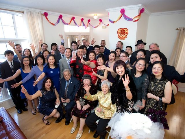 Vincent and Dhalia's wedding in Mississauga, Ontario 15