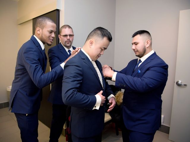 Vincent and Dhalia's wedding in Mississauga, Ontario 18