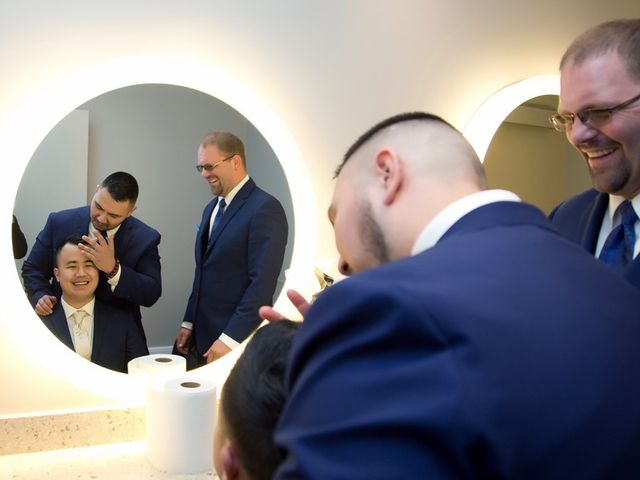 Vincent and Dhalia's wedding in Mississauga, Ontario 19