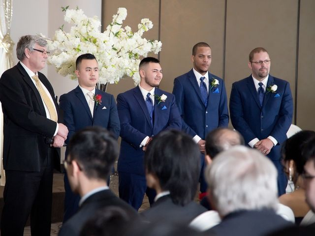 Vincent and Dhalia's wedding in Mississauga, Ontario 23