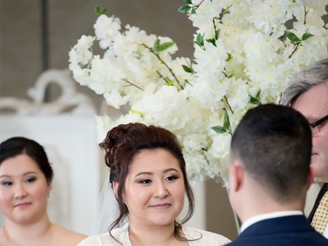 Vincent and Dhalia's wedding in Mississauga, Ontario 25