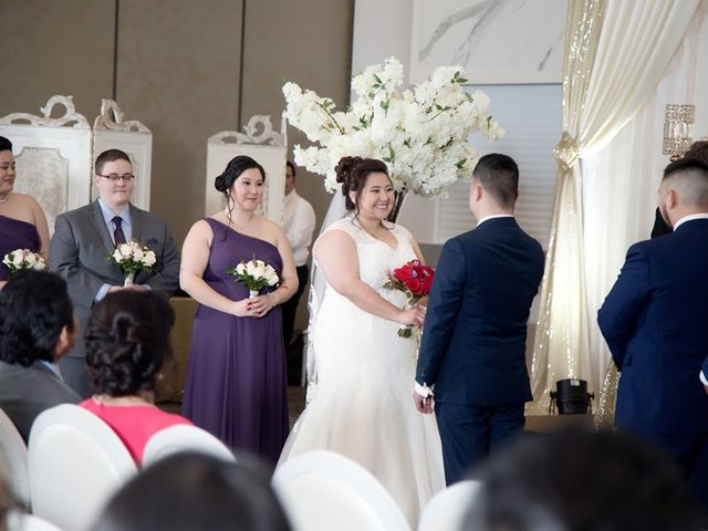 Vincent and Dhalia's wedding in Mississauga, Ontario 26