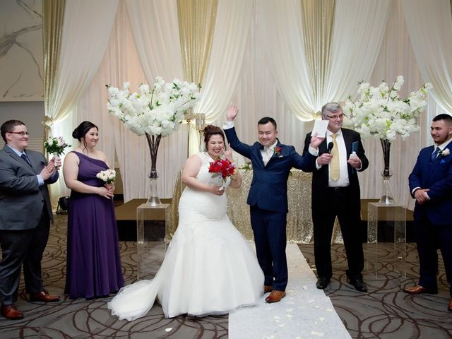 Vincent and Dhalia's wedding in Mississauga, Ontario 29