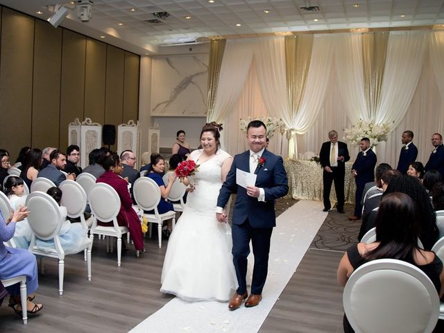 Vincent and Dhalia's wedding in Mississauga, Ontario 30