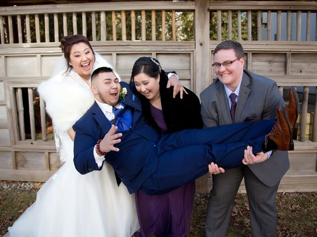 Vincent and Dhalia's wedding in Mississauga, Ontario 33