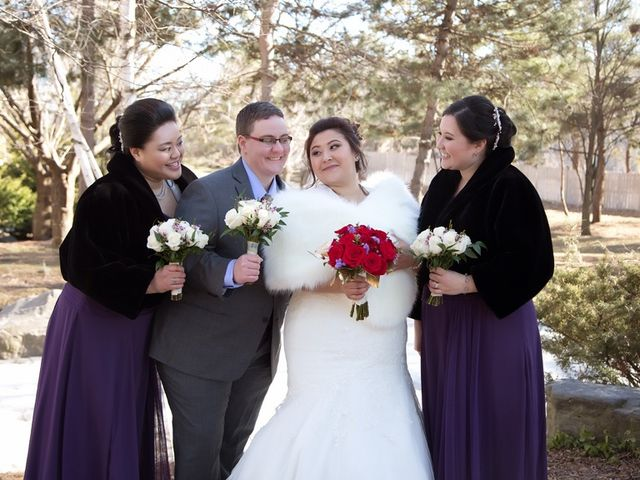 Vincent and Dhalia's wedding in Mississauga, Ontario 39