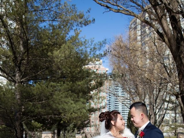 Vincent and Dhalia's wedding in Mississauga, Ontario 42