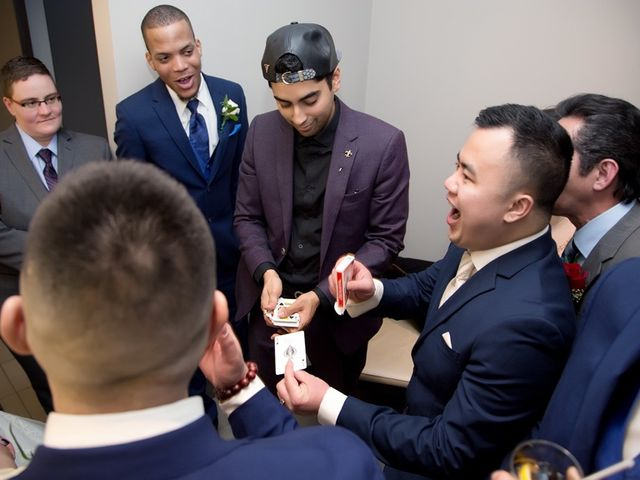 Vincent and Dhalia's wedding in Mississauga, Ontario 47