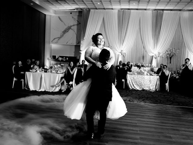Vincent and Dhalia's wedding in Mississauga, Ontario 54