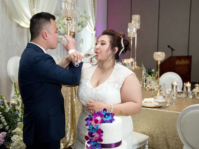 Vincent and Dhalia's wedding in Mississauga, Ontario 57