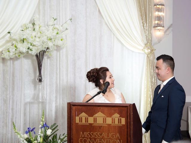 Vincent and Dhalia's wedding in Mississauga, Ontario 61