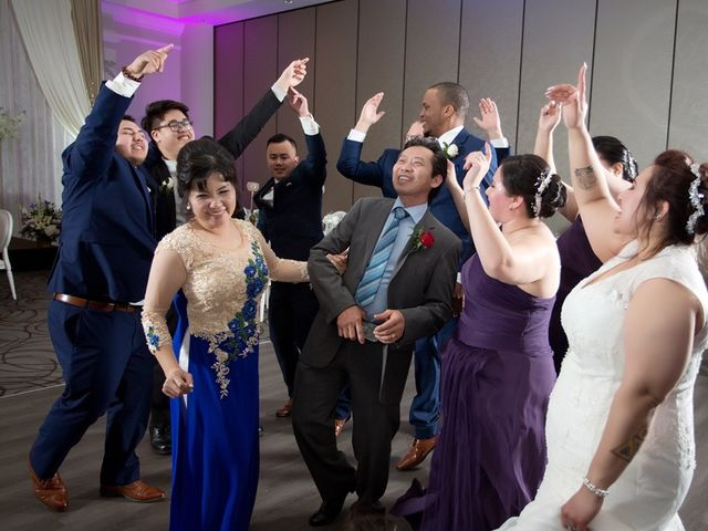 Vincent and Dhalia's wedding in Mississauga, Ontario 62