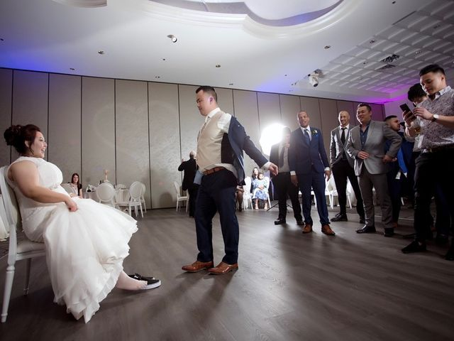 Vincent and Dhalia's wedding in Mississauga, Ontario 63