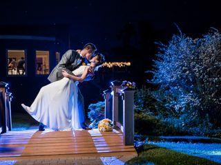 The wedding of Irene and Ray 1