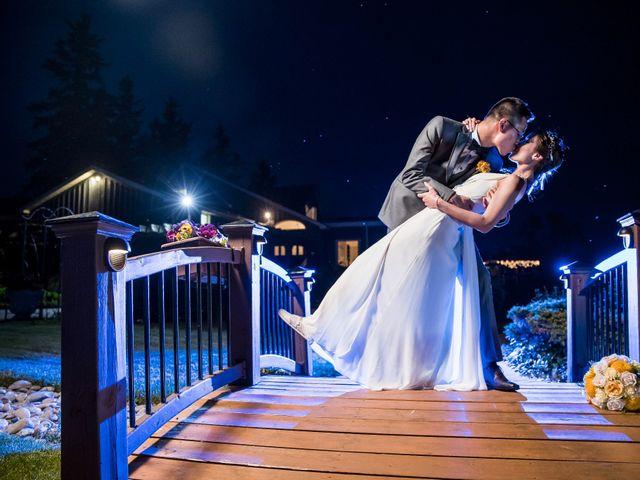 The wedding of Irene and Ray