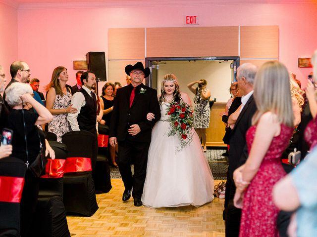 Chris and Jessee's wedding in Winnipeg, Manitoba 2