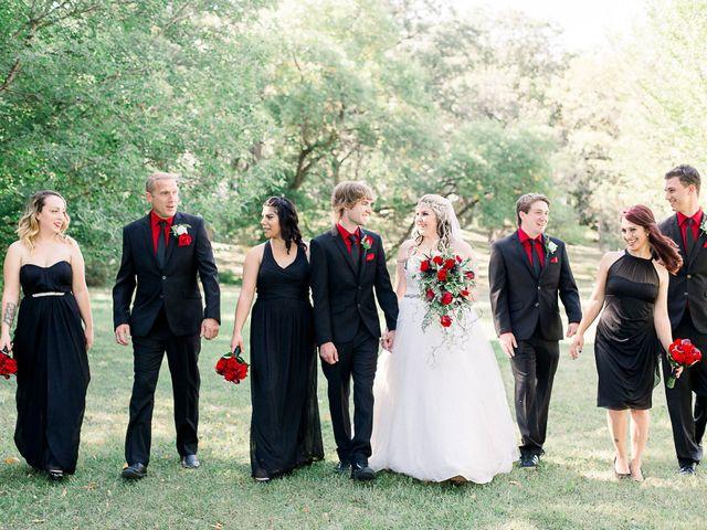 Chris and Jessee's wedding in Winnipeg, Manitoba 3