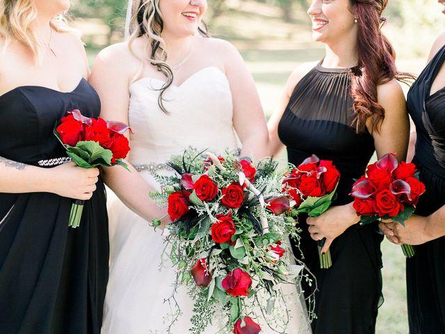 Chris and Jessee's wedding in Winnipeg, Manitoba 6
