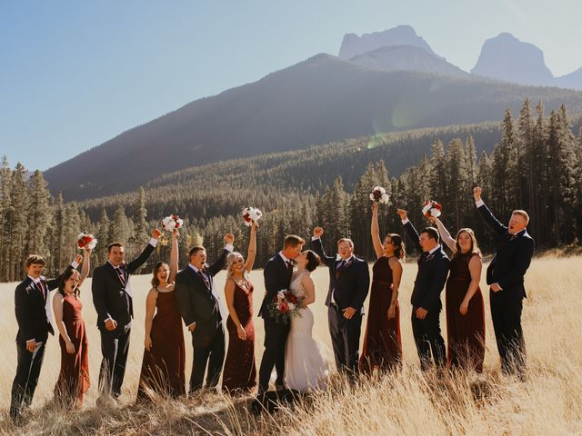 The wedding of Taylor and Ryan