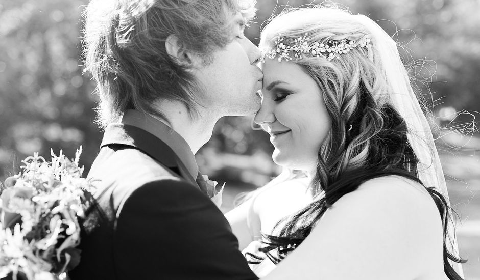 Chris and Jessee's wedding in Winnipeg, Manitoba