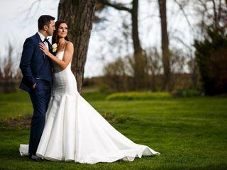 The wedding of Evelyn and Branimar 1