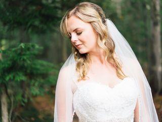 The wedding of Jessica and Matt 1