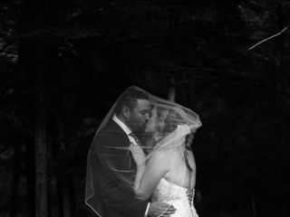 The wedding of Jessica and Matt 2