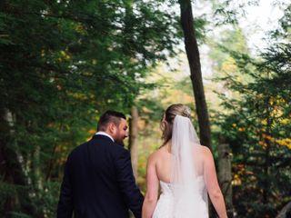 The wedding of Jessica and Matt 3
