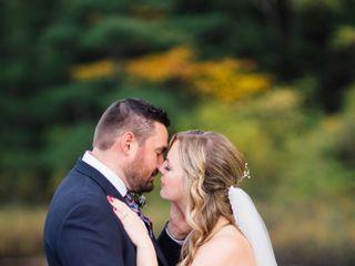 The wedding of Jessica and Matt