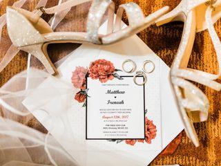 The wedding of Matthew and Yen 1