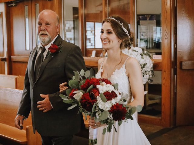 Aimee and Justin's wedding in Vancouver, British Columbia 5