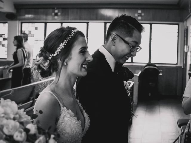 Aimee and Justin's wedding in Vancouver, British Columbia 6