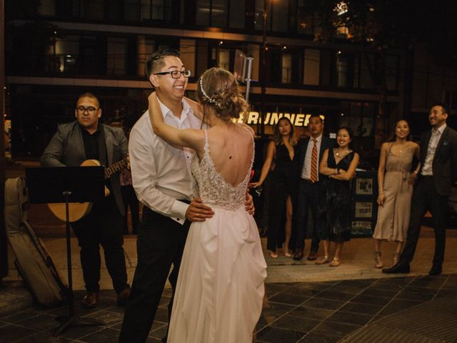Aimee and Justin's wedding in Vancouver, British Columbia 22