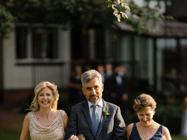 Sam and Brittni's wedding in Vancouver, British Columbia 21